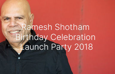 Ramesh Shotham Birthday Celebration – Launch Party 2018